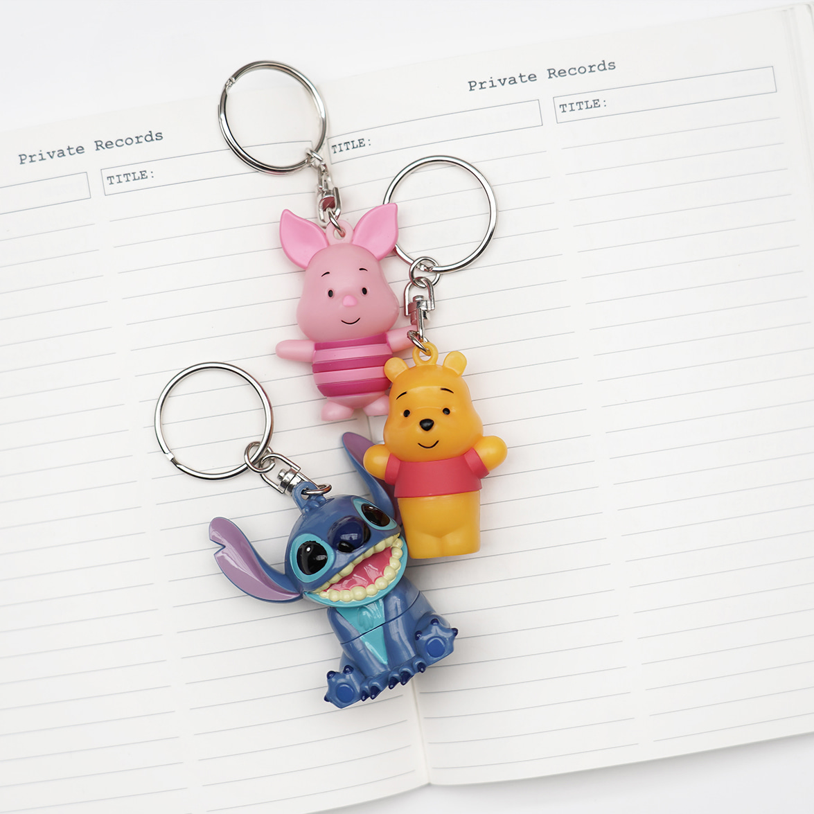 Disney mini pen Key ring