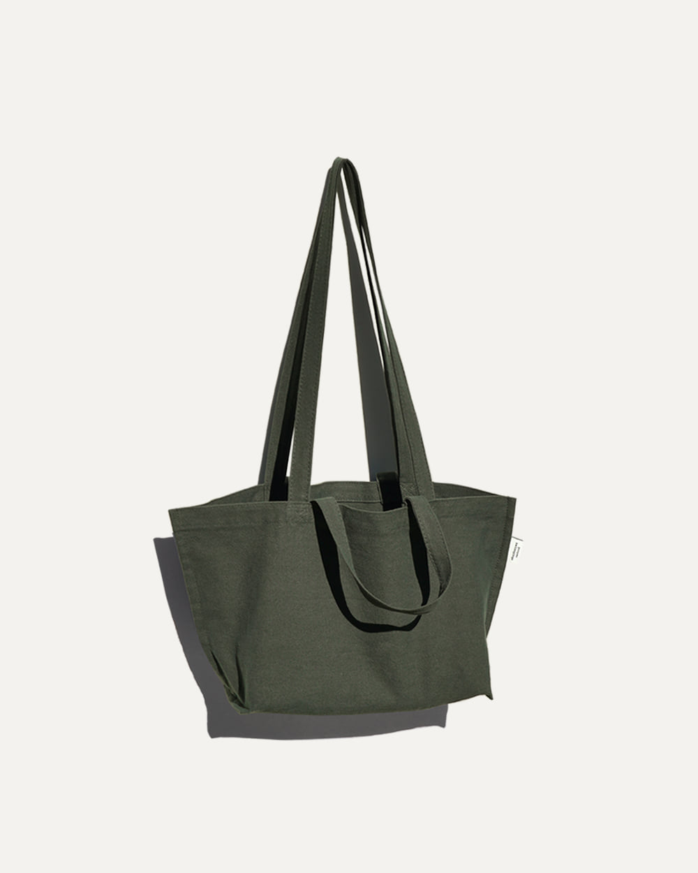 Four Seasons Bag / Small / Olive (사계절 천가방)